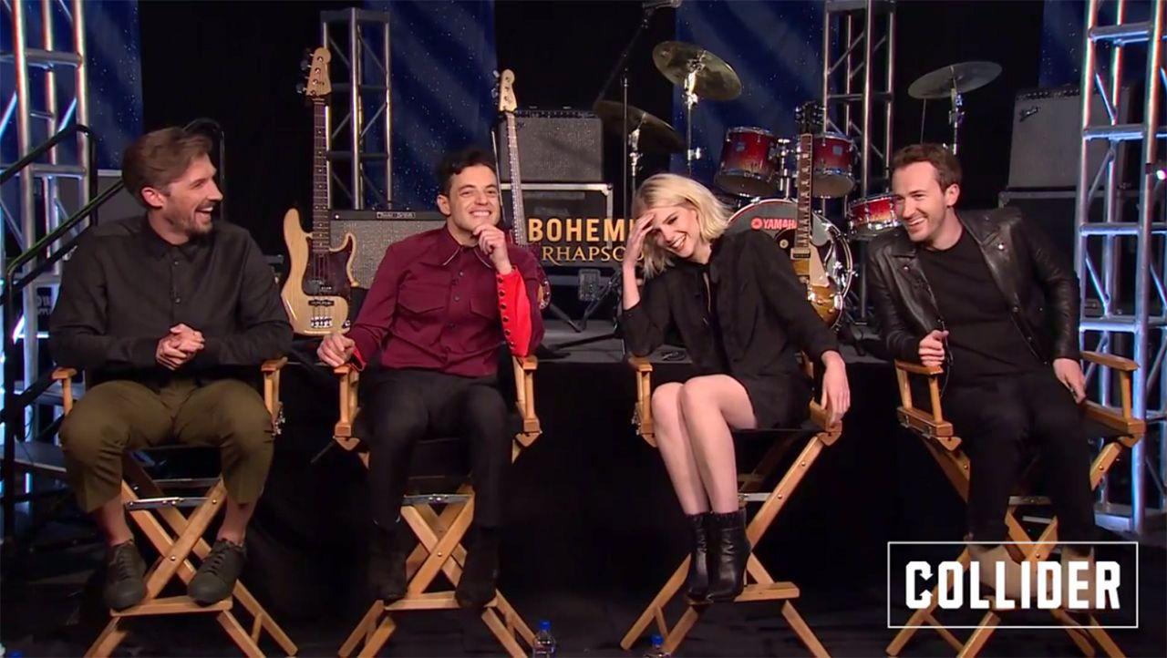 Bohemian Rhapsody: Rami Malek and Cast on Favorite Queen
