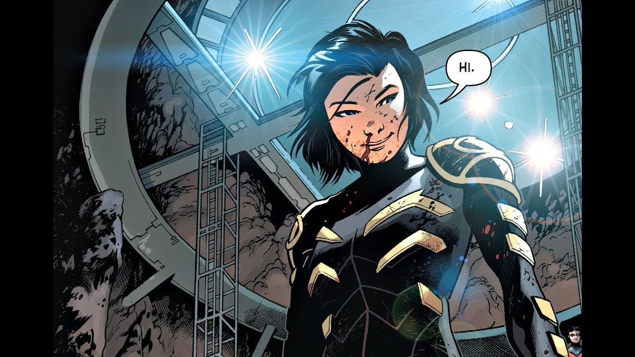 Birds Of Prey Movie Finds Its Cassandra Cain Collider