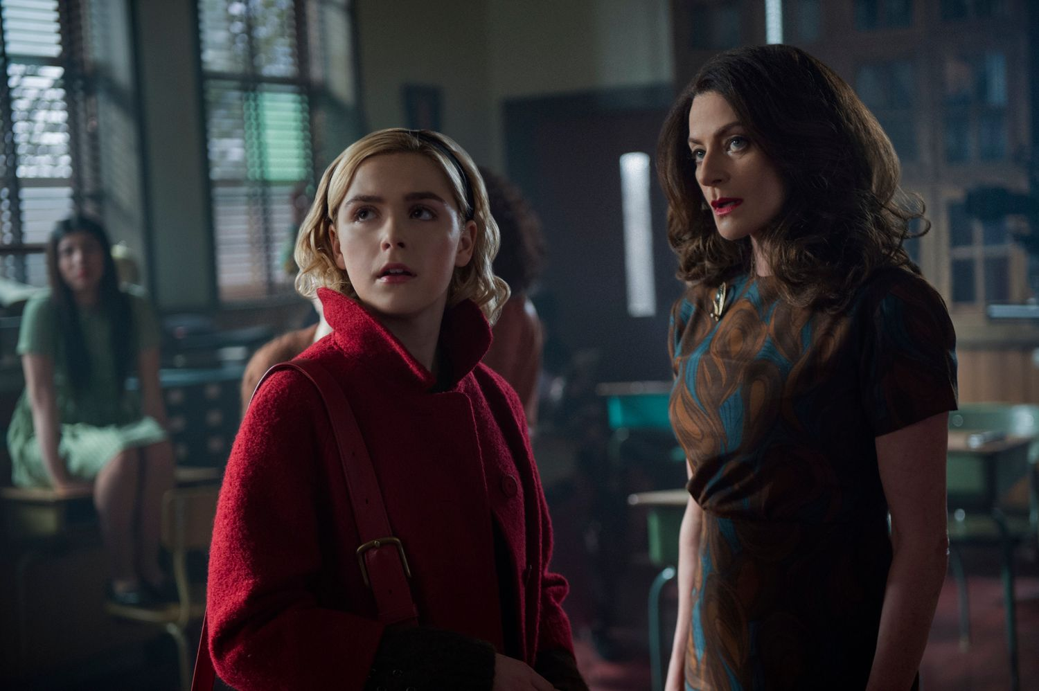 Chilling Adventures Of Sabrina Ending Explained By Kiernan