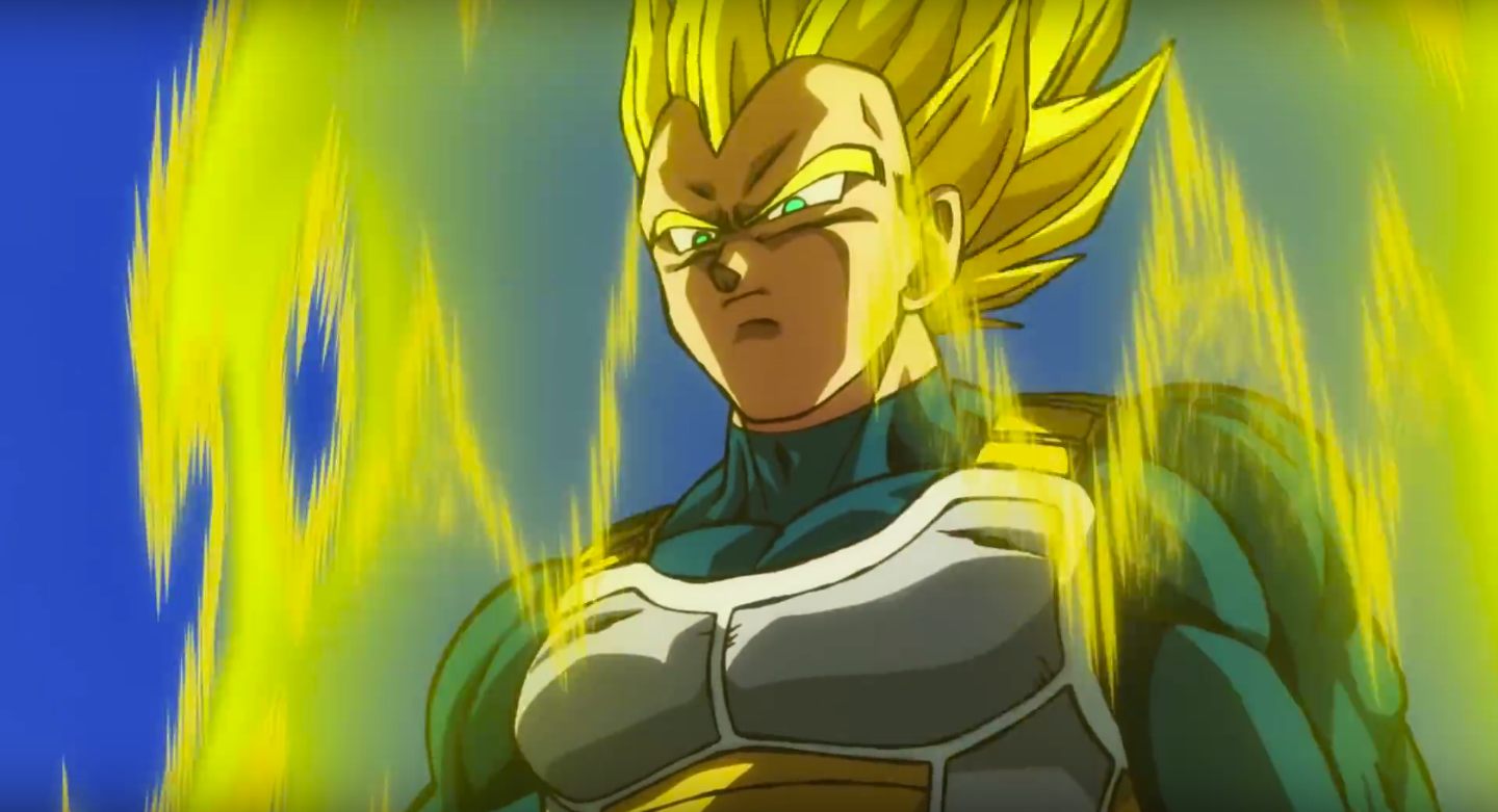 Dragon Ball Super Broly Review An Epic Grudge Match On The Big