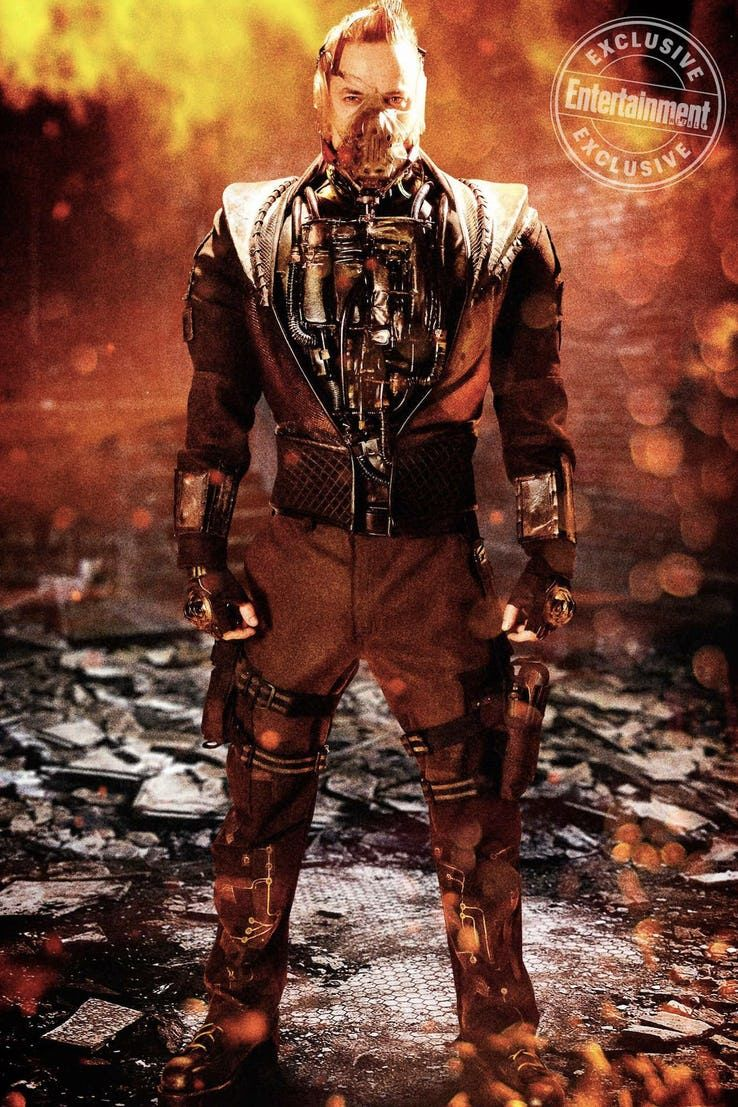 Gotham Season 5 Image Reveals Bane Collider