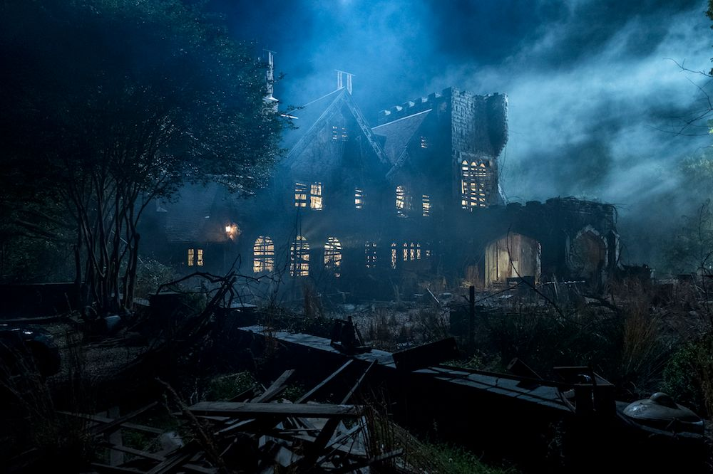 Haunting Of Hill House Ending Explained What S In The Red Room Collider