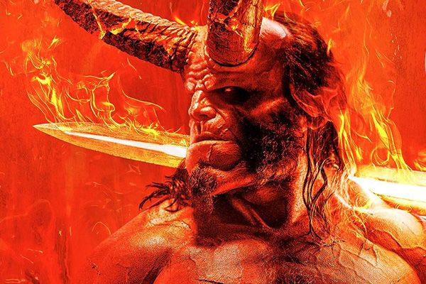 Hellboy Reboot Poster Shows David Harbour As The Right