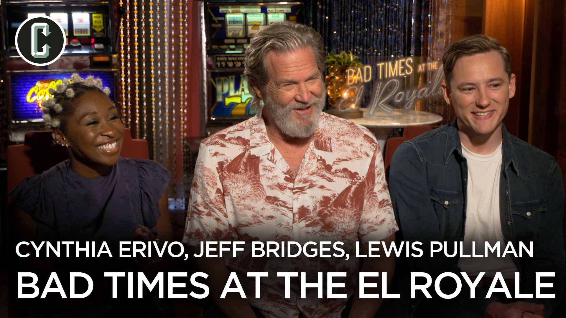 Jeff Bridges Brings Pass The Pigs To Bad Times At The El Royale
