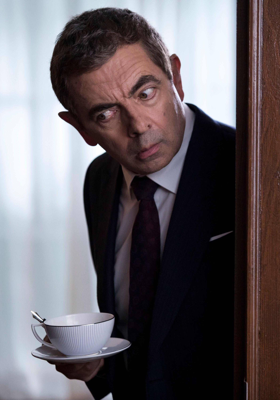 Rowan Atkinson on Johnny English Strikes Again and Mr