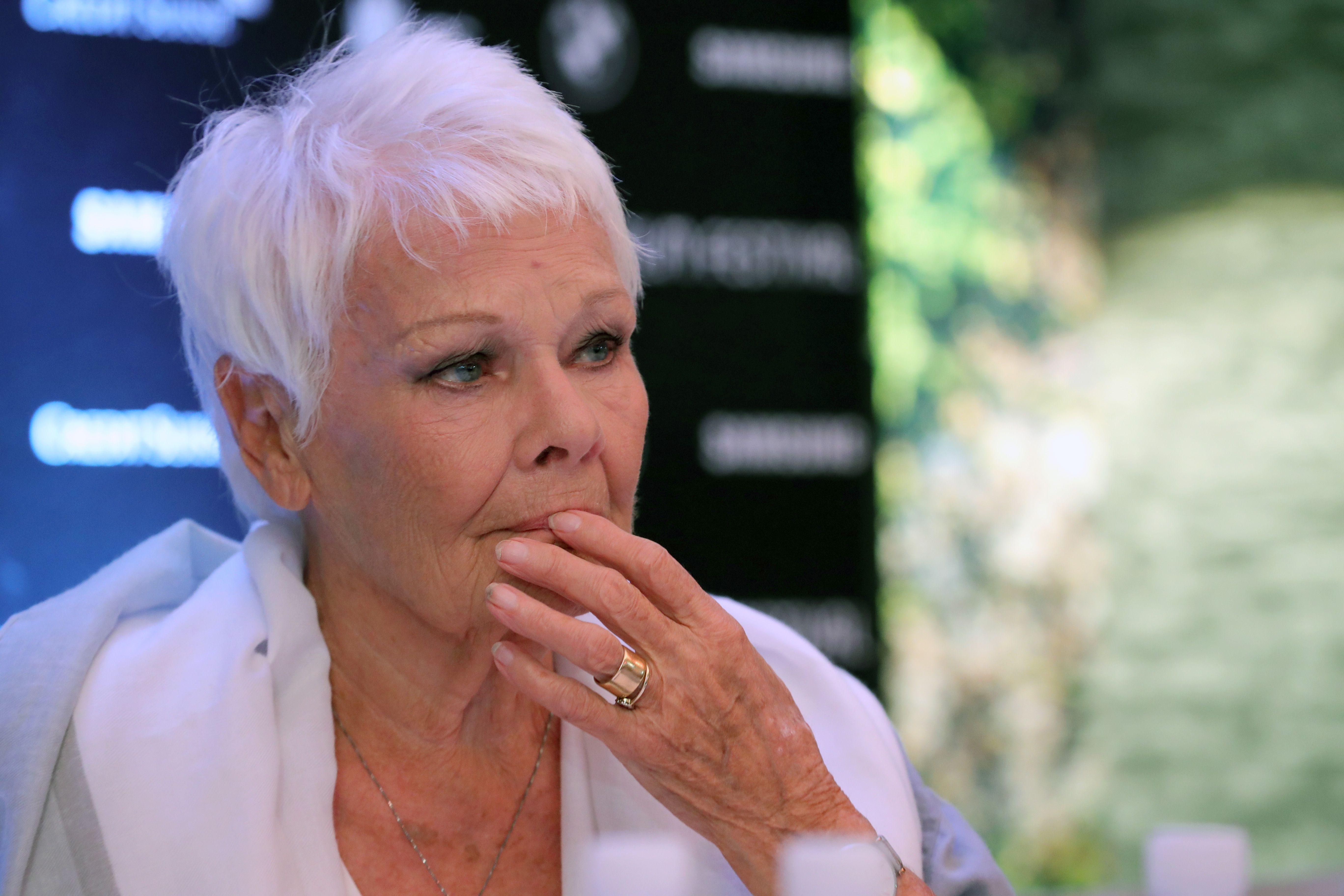 Judi Dench on Red Joan and Cary Fukunaga's James Bond ...