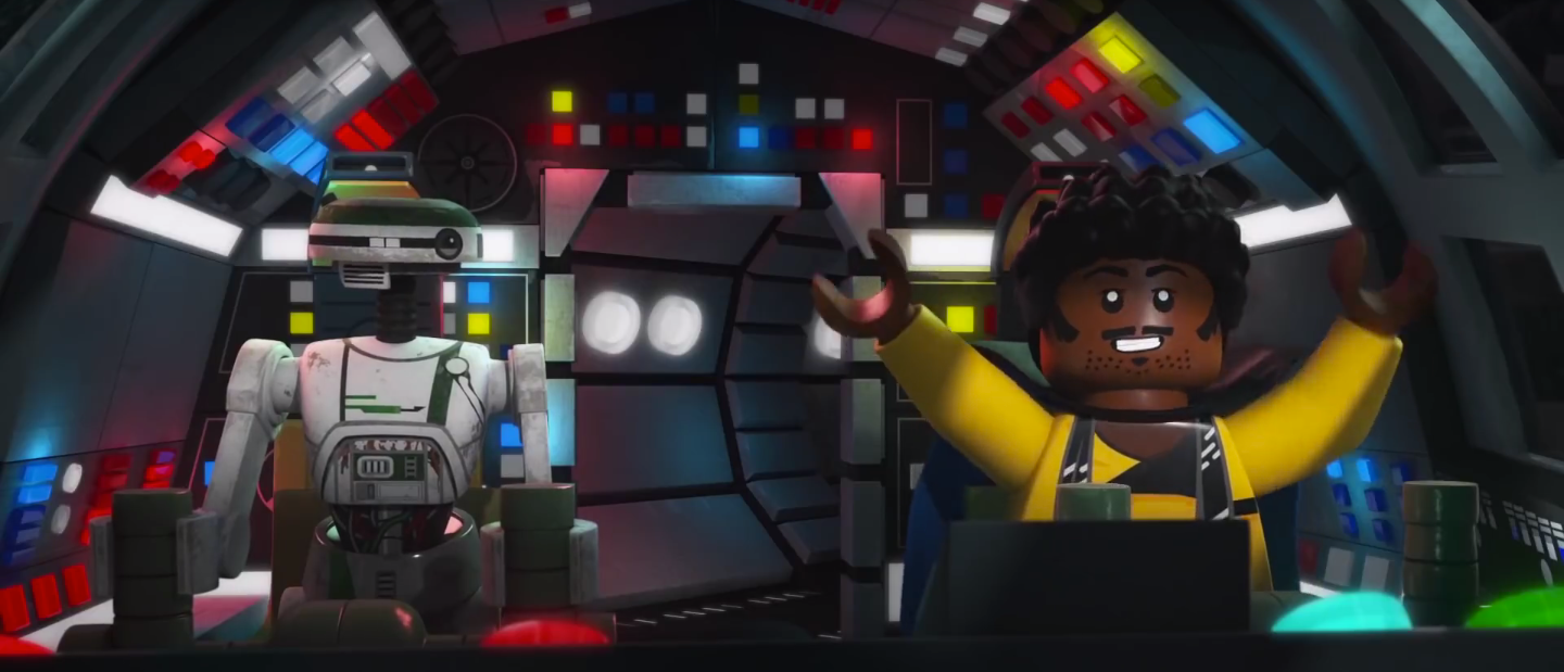 Lego Star Wars All Stars Trailer Brings New And Old Favorites Together Collider