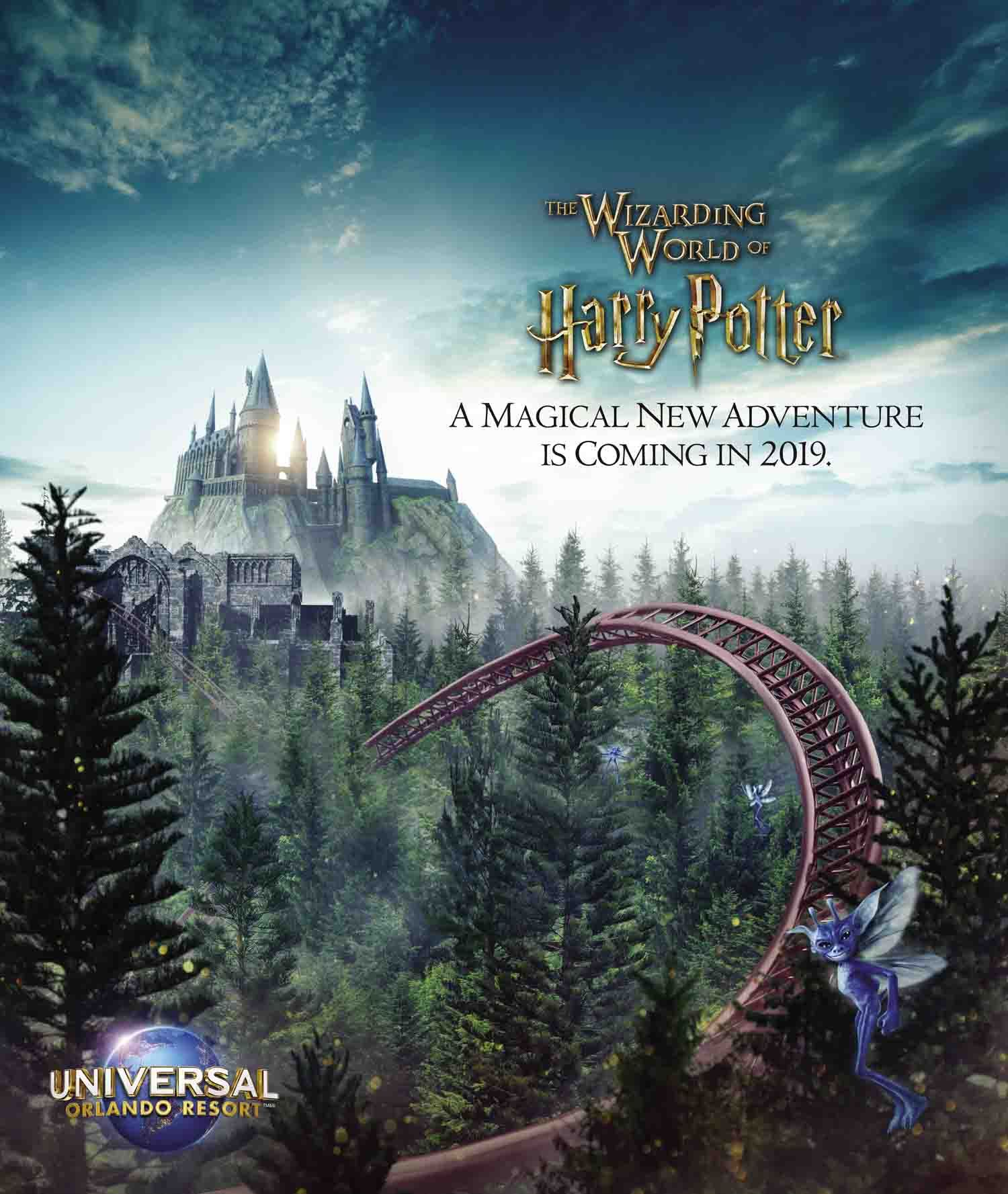 Harry Potter Muppets: New Harry Potter Ride For Wizarding World Orlando Teased