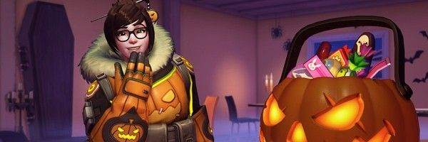 Image result for overwatch halloween skins 2018