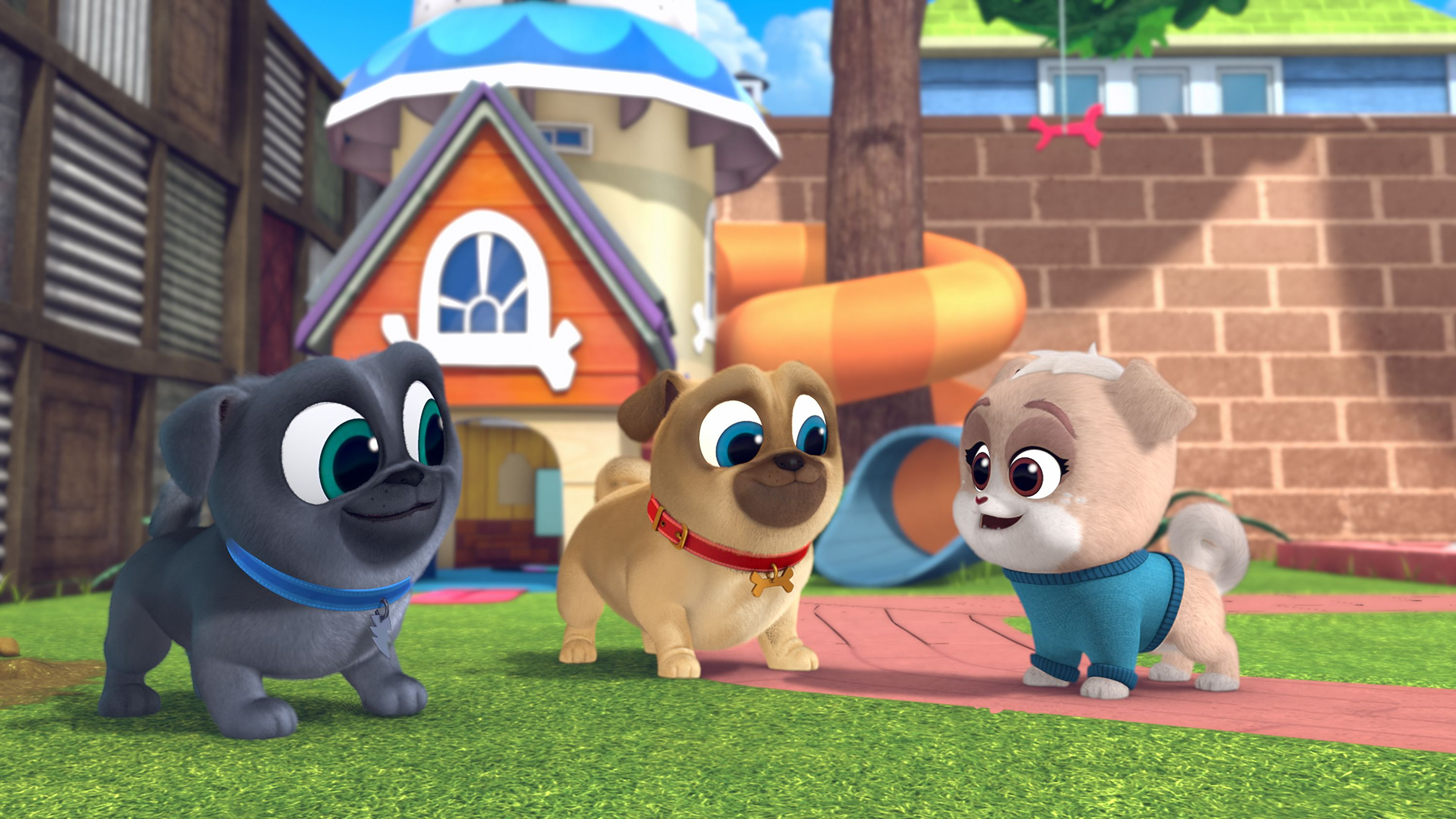 Puppy Dog Pals Season 2 Guest Stars Include Anna Camp Rich Eisen