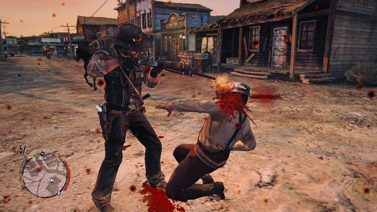 Red Dead Online modes - Rock Paper Shotgun - PC Game ...