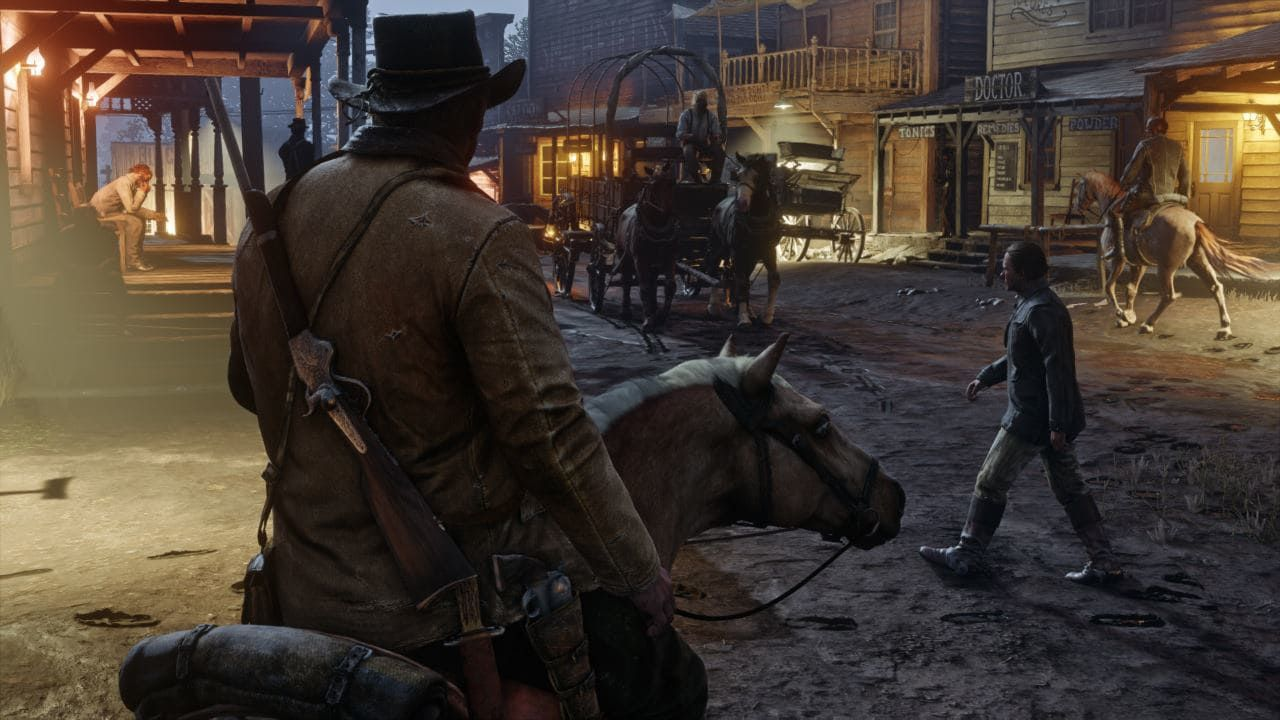Watch: 10 Useful Tips and Tricks for Playing 'Red Dead Redemption 2'