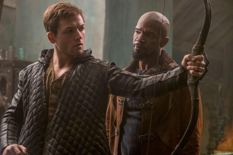 Robin Hood Taron Egerton Jamie Foxx