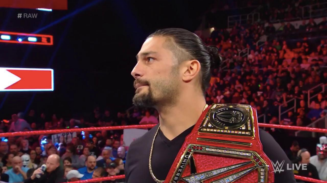 Roman Reigns And The Heartbreaking Beauty Of Pro Wrestling