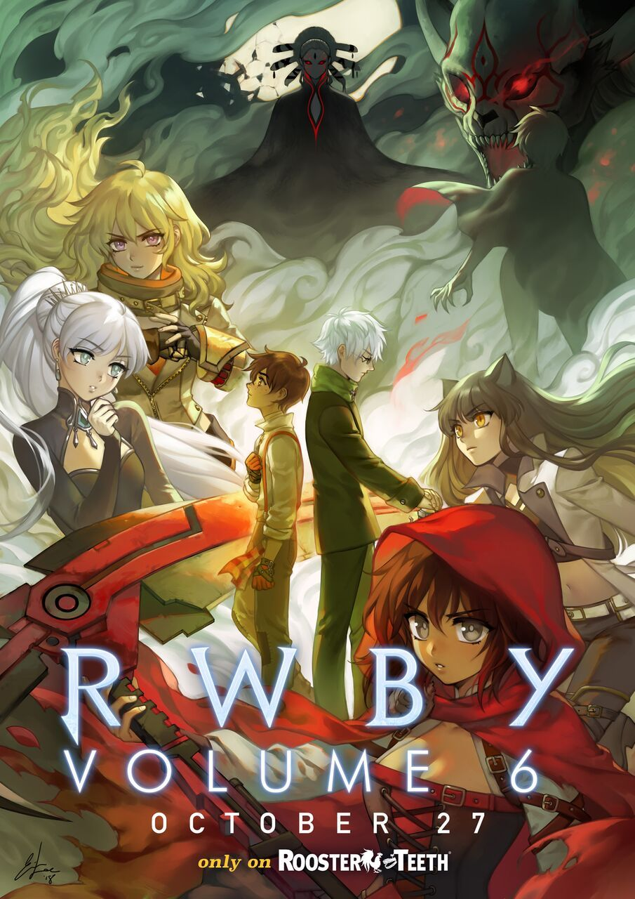 6 Of Pentacles As Advice: RWBY Volume 6 Clip Teases The Rooster Teeth Series' Return