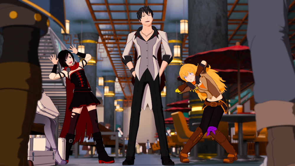 Get a Glimpse of 'RWBY' Vol. 6 in a New Clip Ahead of the Season Premiere