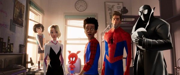 Brooklyn New School >> Spider-Man: Into the Spider-Verse Review: Spidey Is New Again | Collider