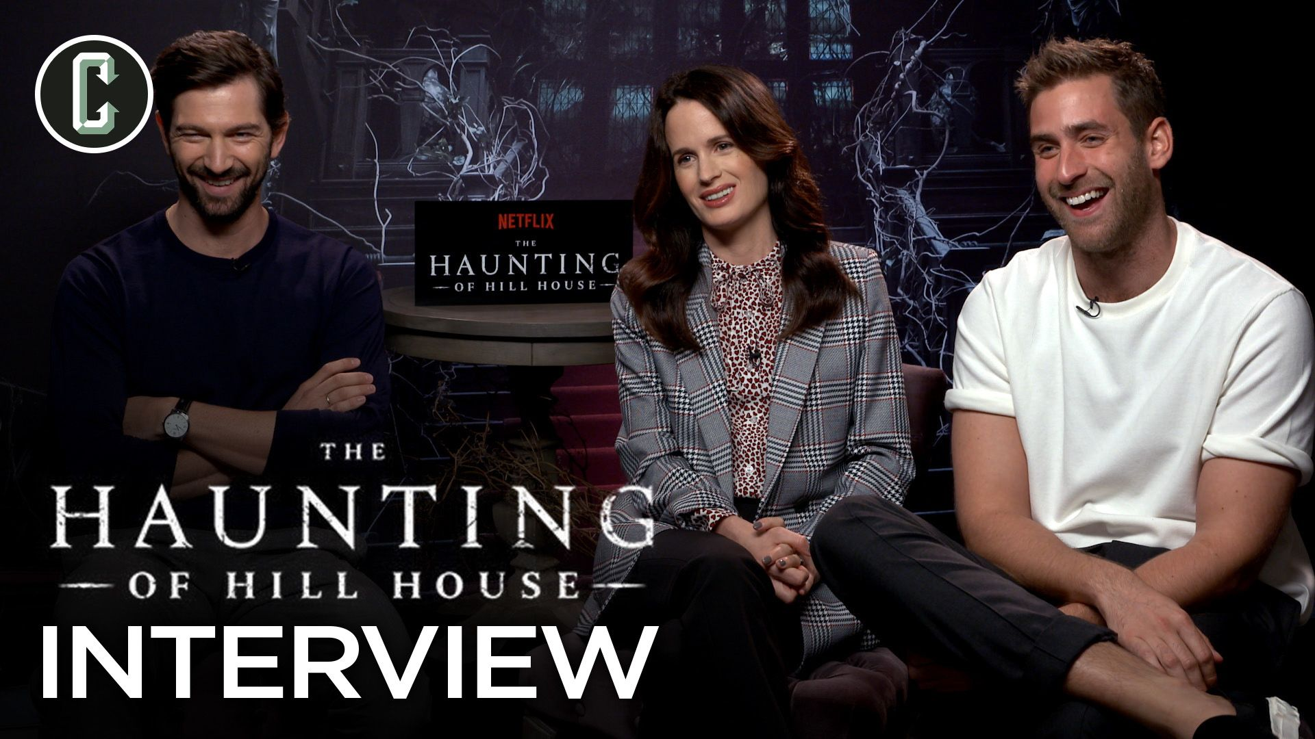 The Haunting of Hill House Cast on Mike Flanagan and Netflix | Collider