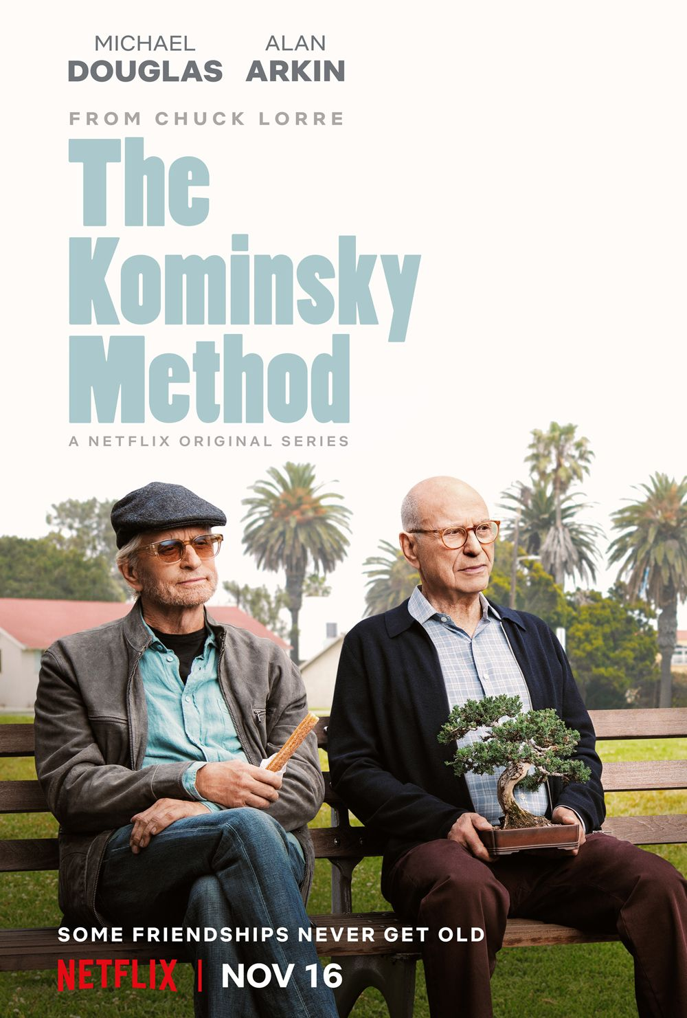 The Kominski Method Trailer: Michael Douglas Leads Netflix Series ...