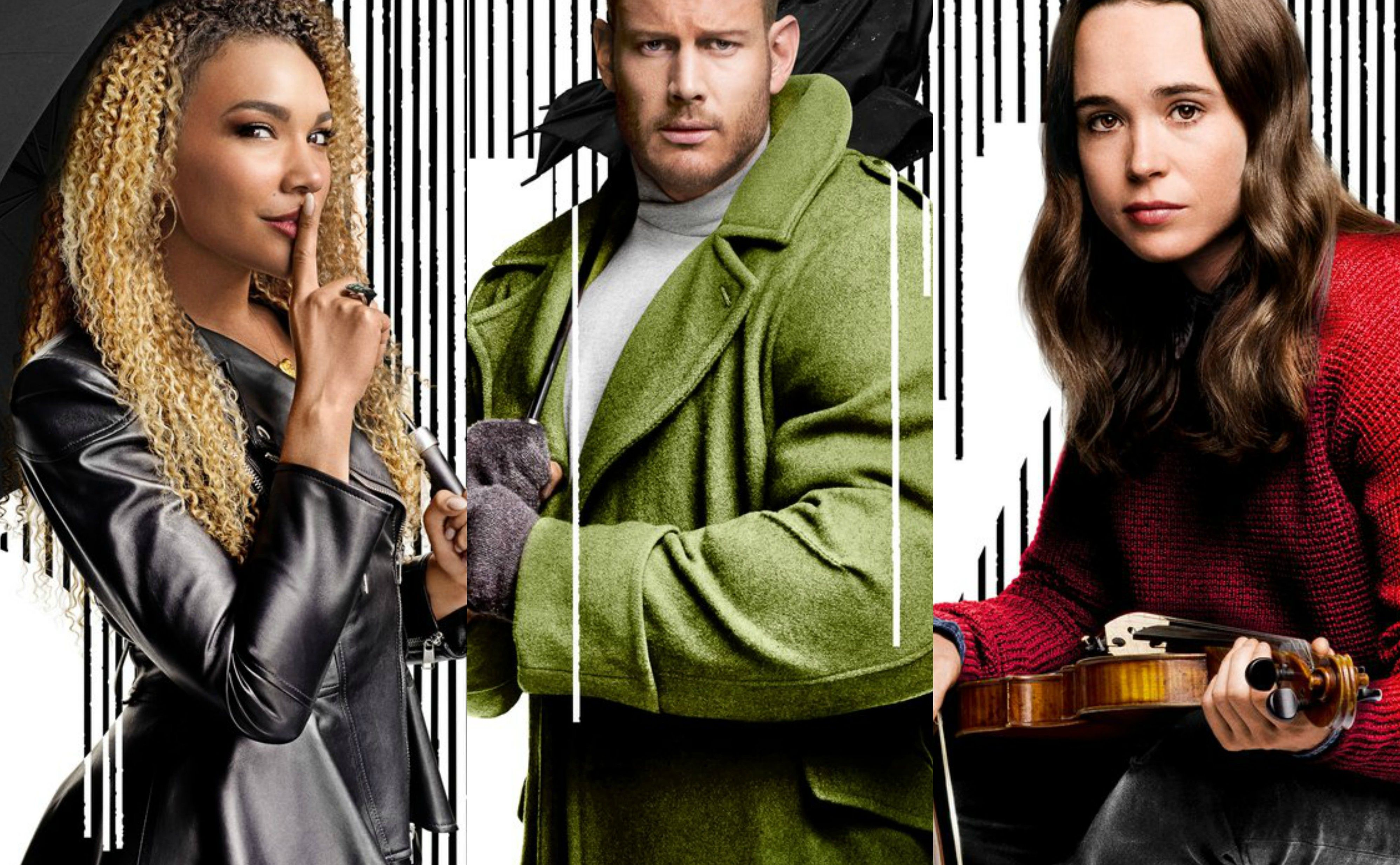 b41d32f29 Netflix's Umbrella Academy Posters Reveal The Family   Collider