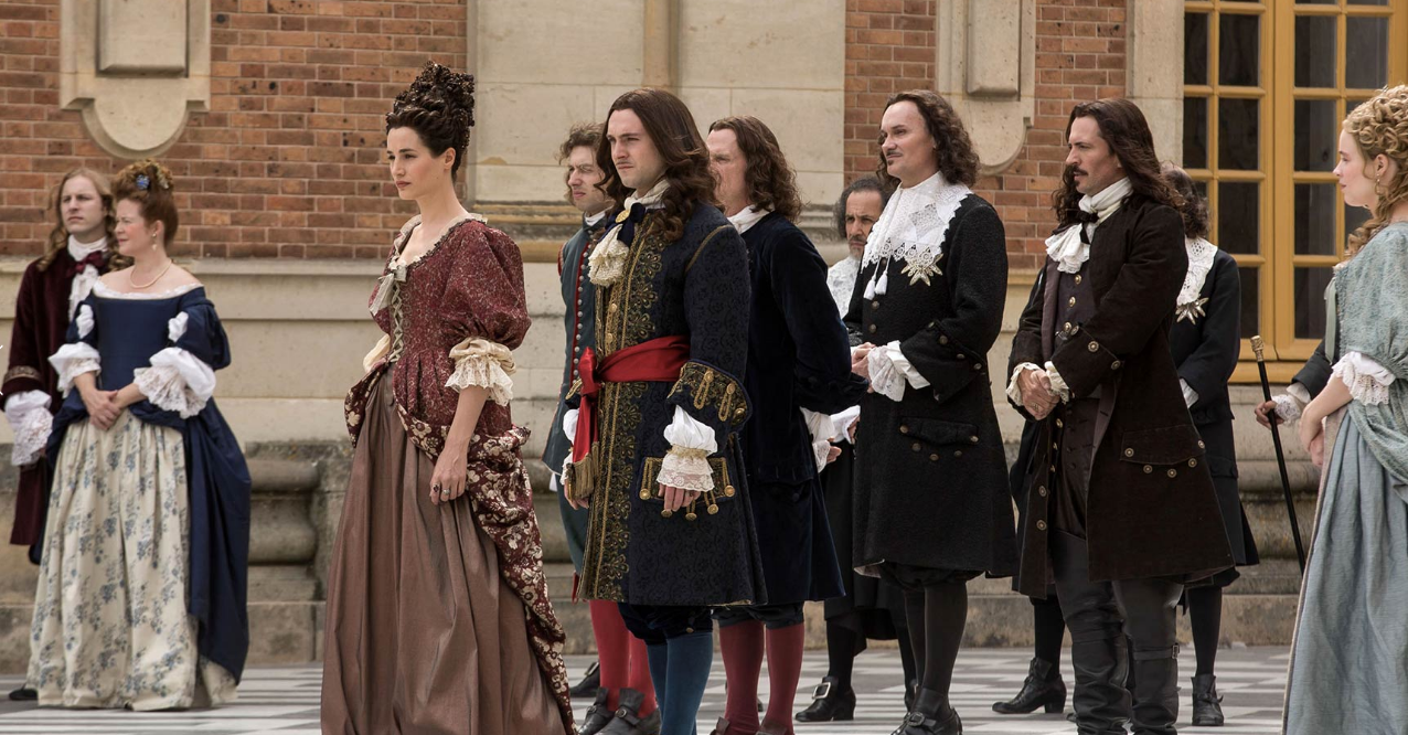 Versailles Season 3 Review Splendor Seduction And