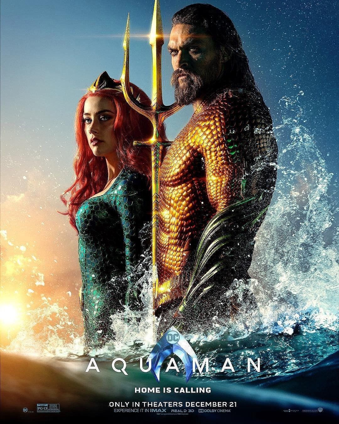 New Aquaman Posters He...