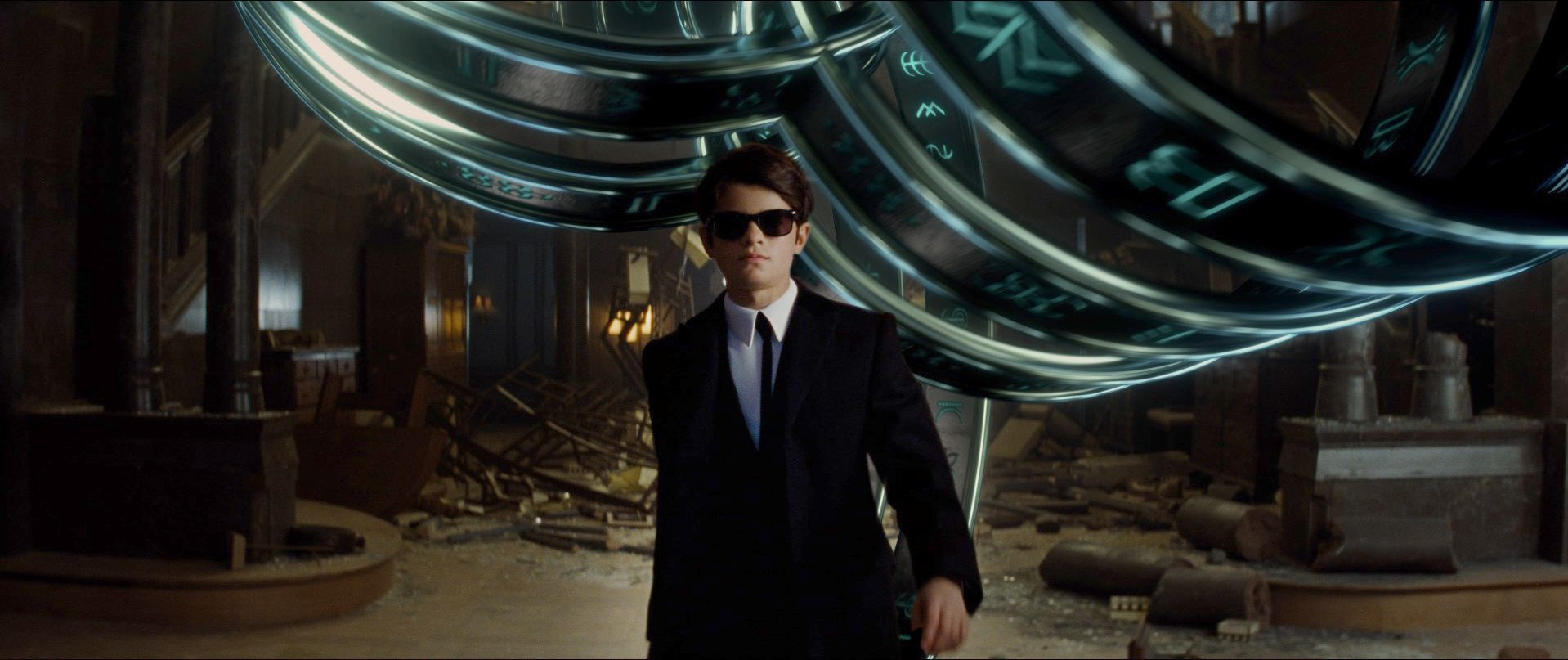 Artemis Fowl Movie Teaser Trailer Dives Into The World Of Fairies Collider