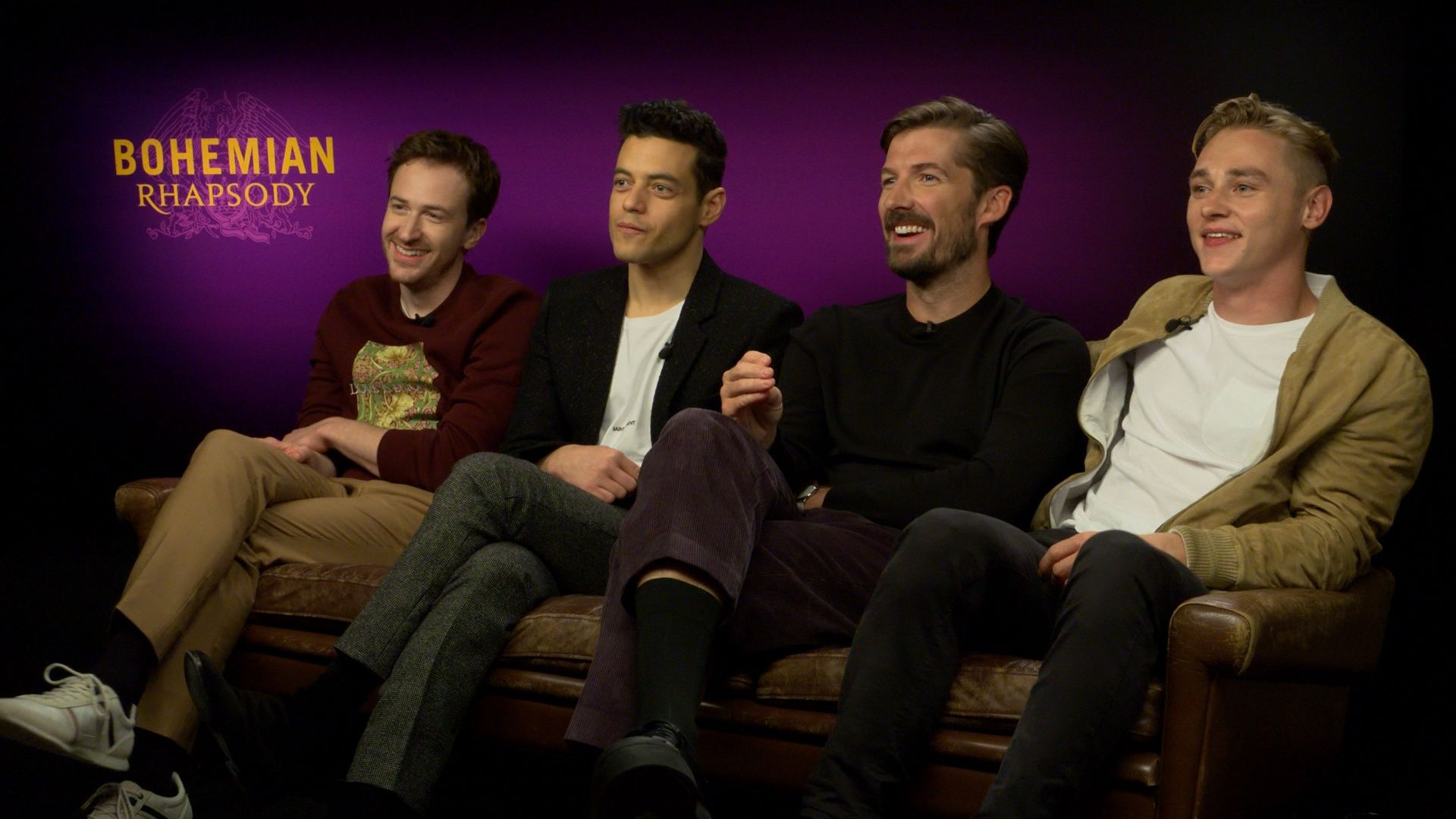 Bohemian Rhapsody Cast on Filming the Live Aid Concert