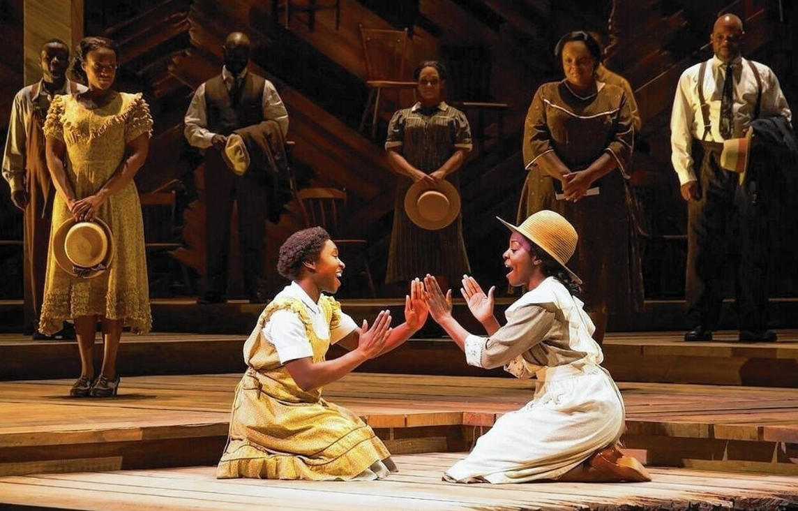 Oprah and Spielberg Have THE COLOR PURPLE Movie Musical in the Works