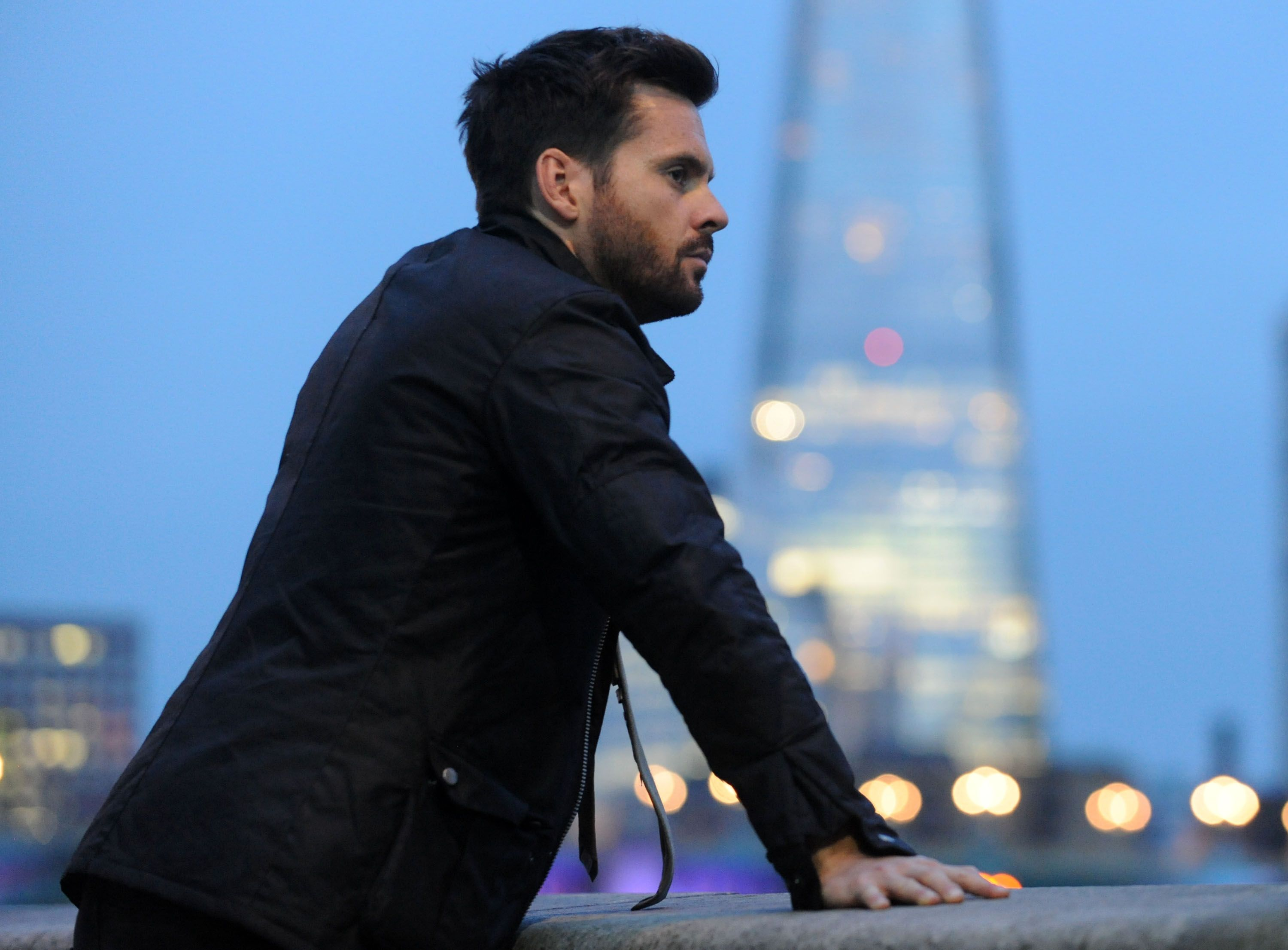 Tom Riley on 'Dark Heart' and How the ITV Drama Series Came