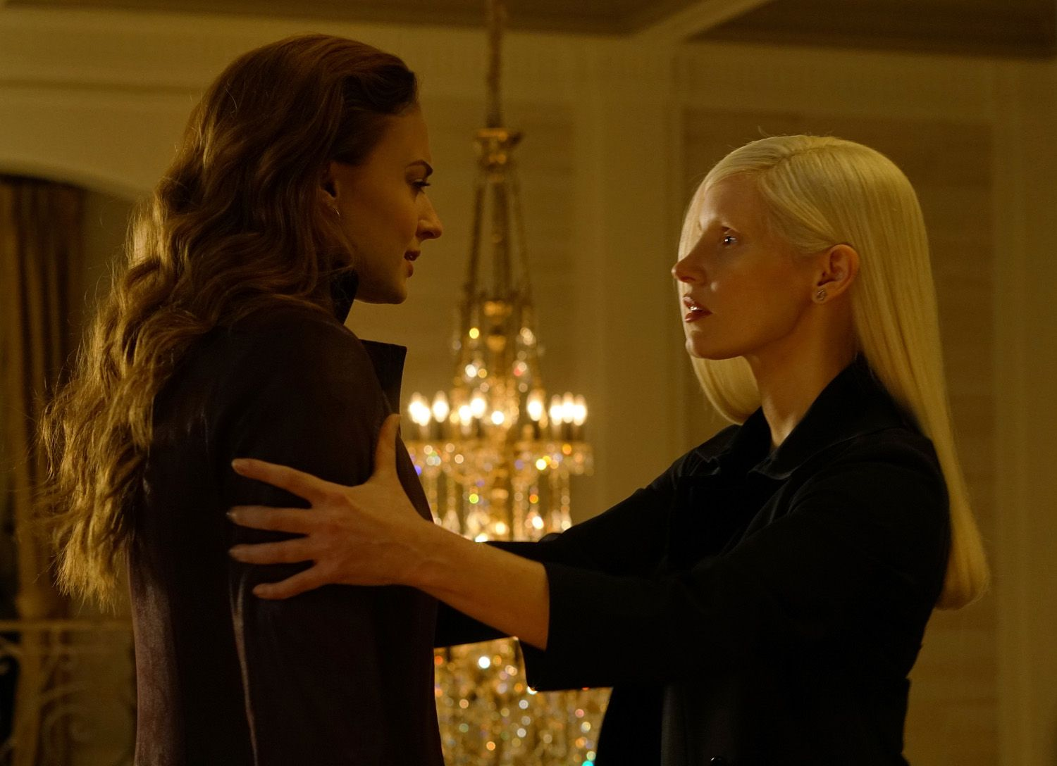 Dark Phoenix: Jessica Chastain's Character Explained by