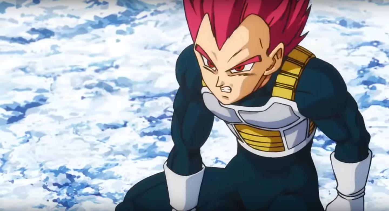 Dragon Ball Super Broly Trailer Reveals Vegeta S Super Saiyan God