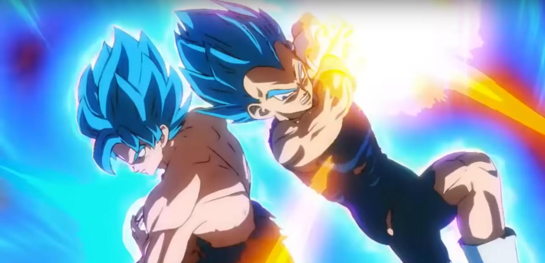 9e32855e1205 Dragon Ball Super Broly Tickets and New Fusion Trailer