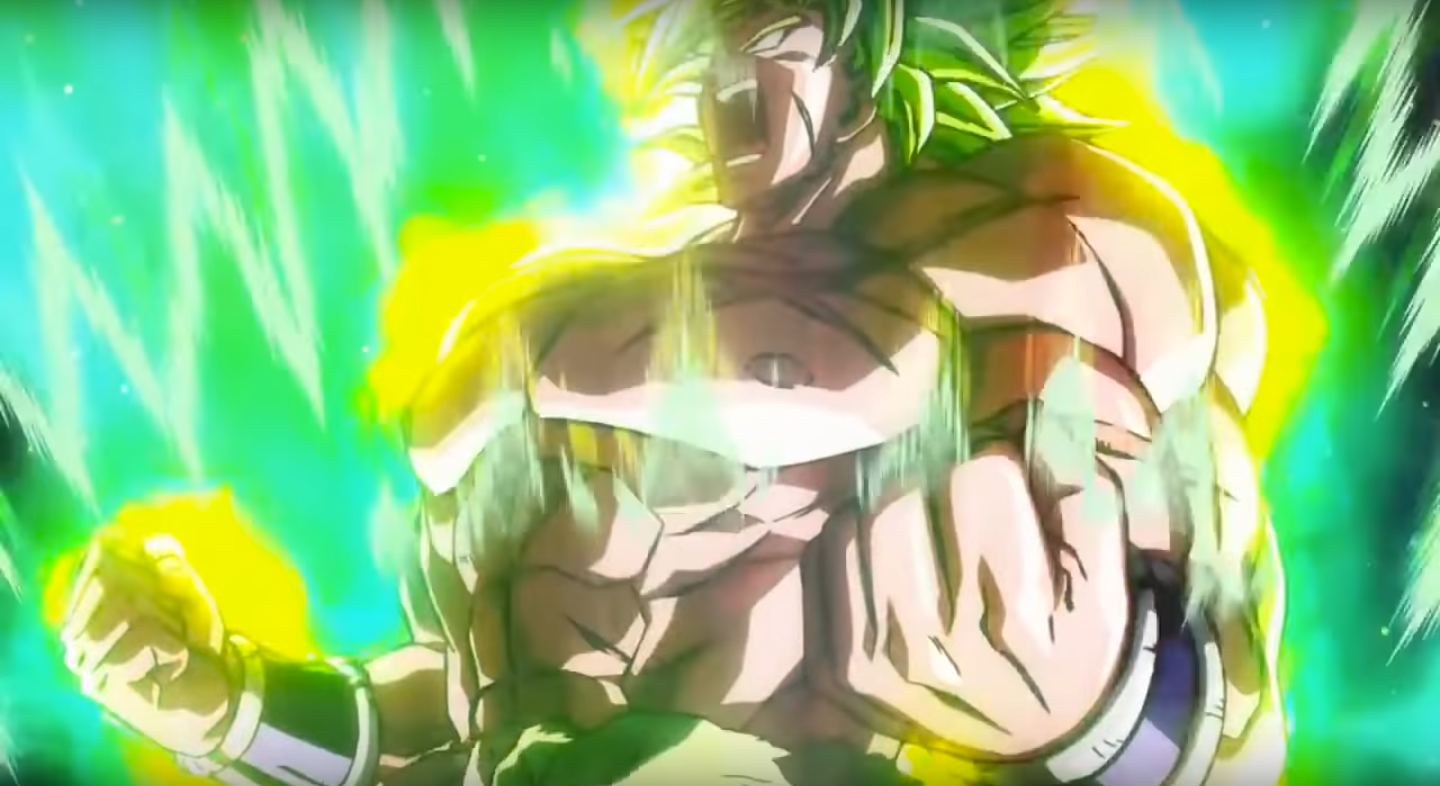 Dragon Ball Super Broly Review: An Epic Grudge Match on the