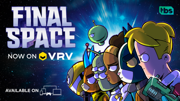 Final space season 1 watch online on vrv now collider - Final space wallpaper ...