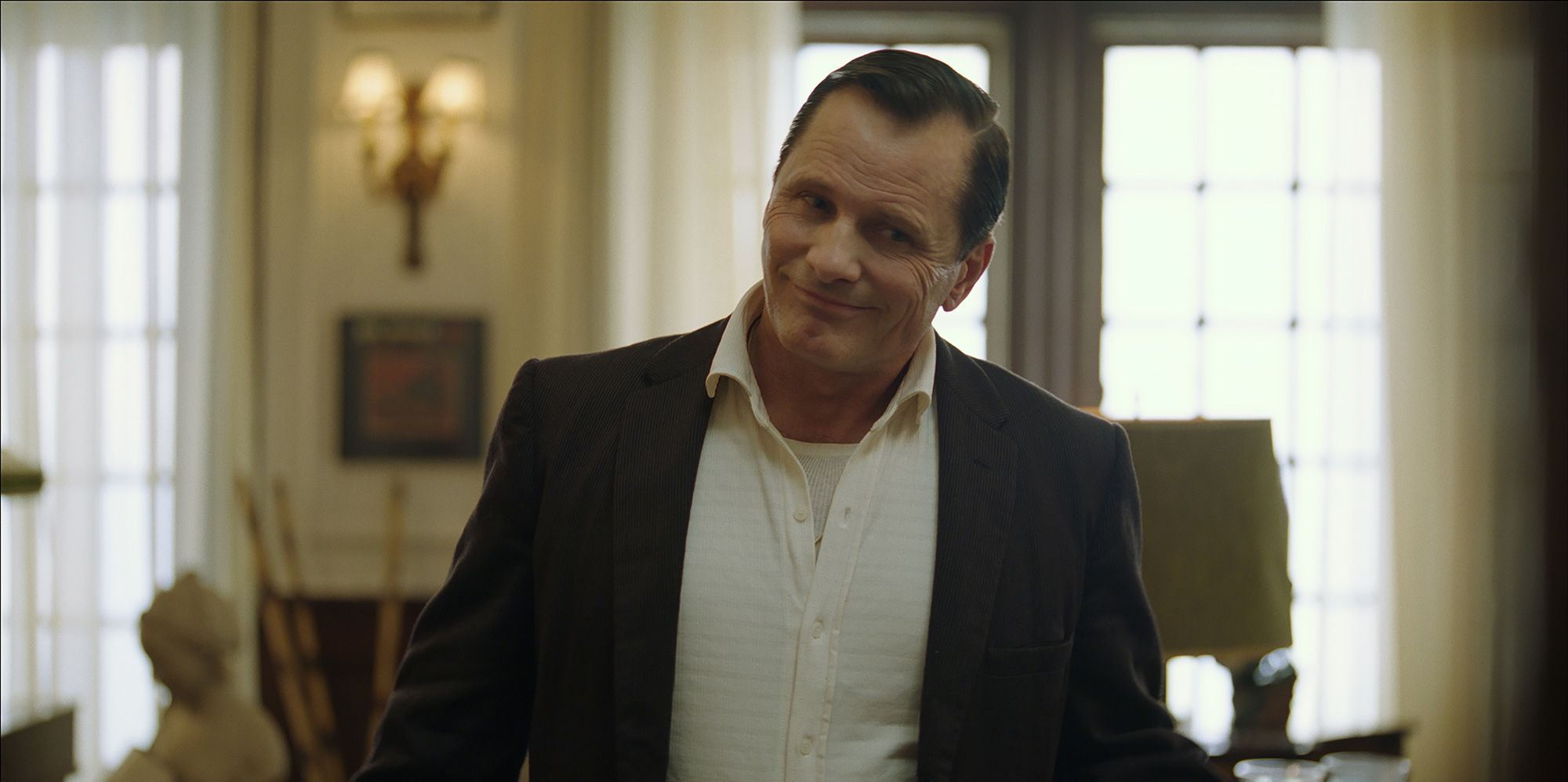 "Viggo Mortensen as Frank ""Tony Lip"" Vallelonga in Green Book"