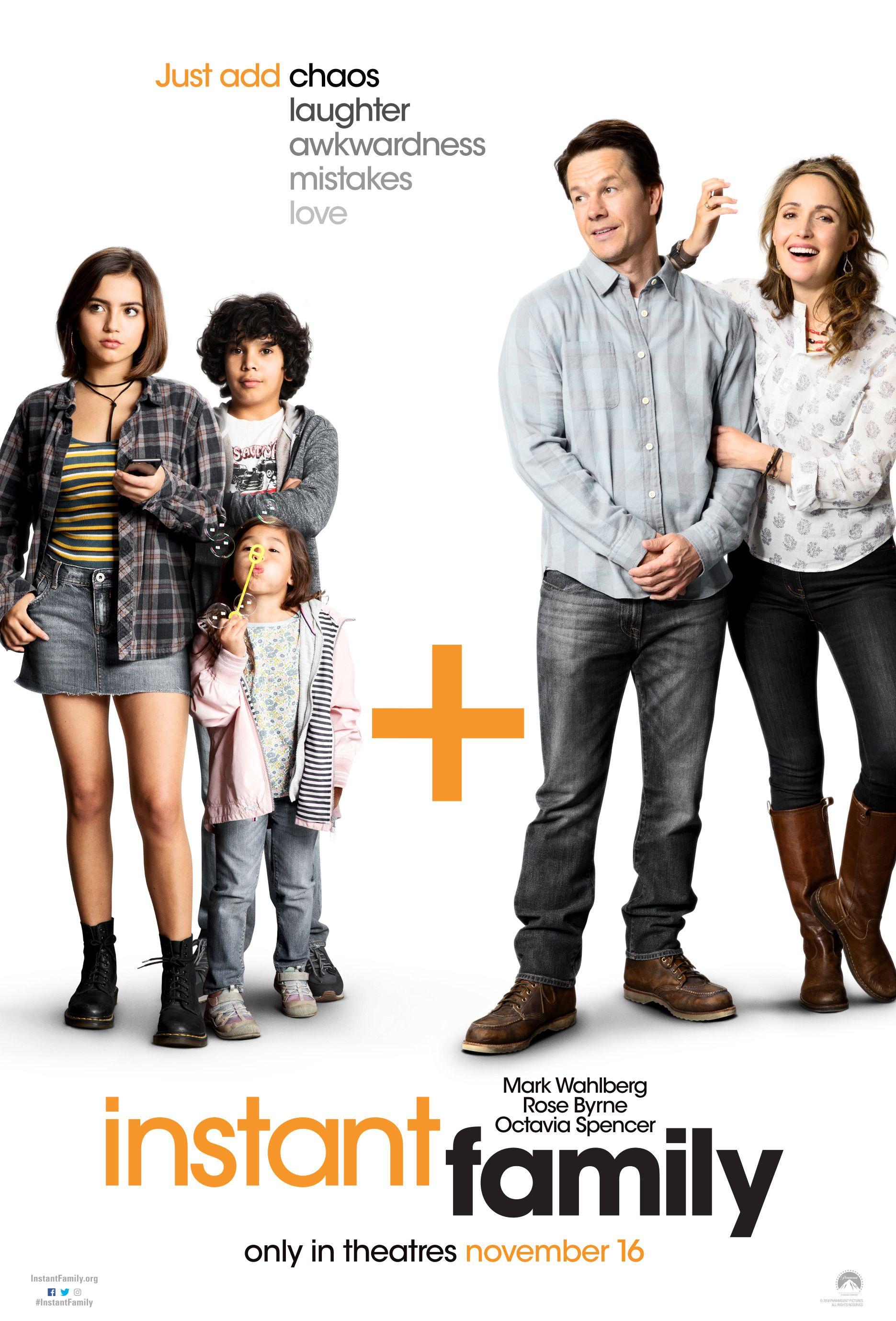 Film: Instant Family – Plötzlich Familie (2018)