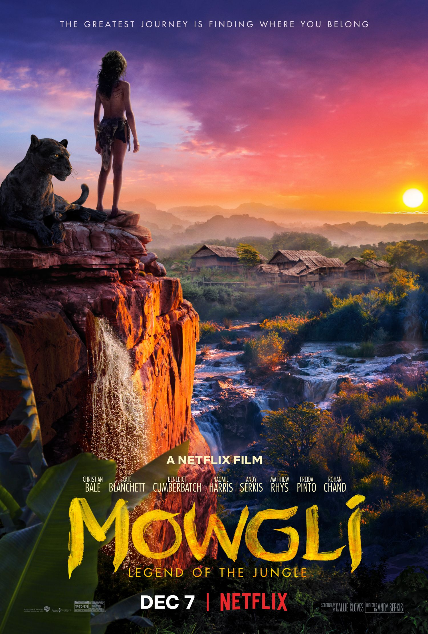 Rohan Chand Explains Why He Shot A Lot of Mowgli Twice | Collider
