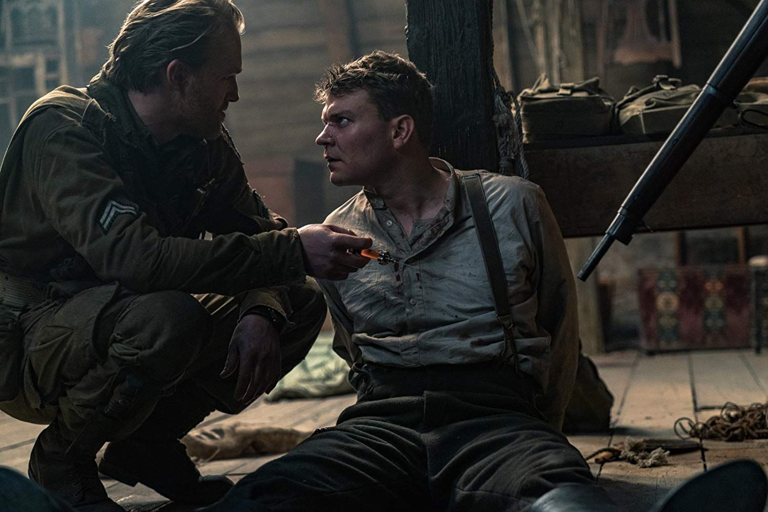 Overlord: Pilou Asbæk and Julius Avery on Their WWII Horror | Collider