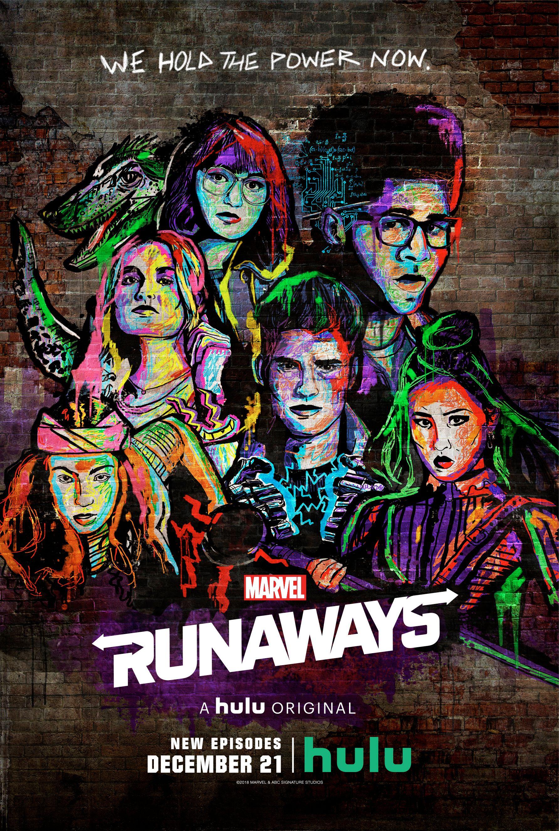 Marvel's Runaways Season 2 Trailer Teases Hulu's Superhero ...