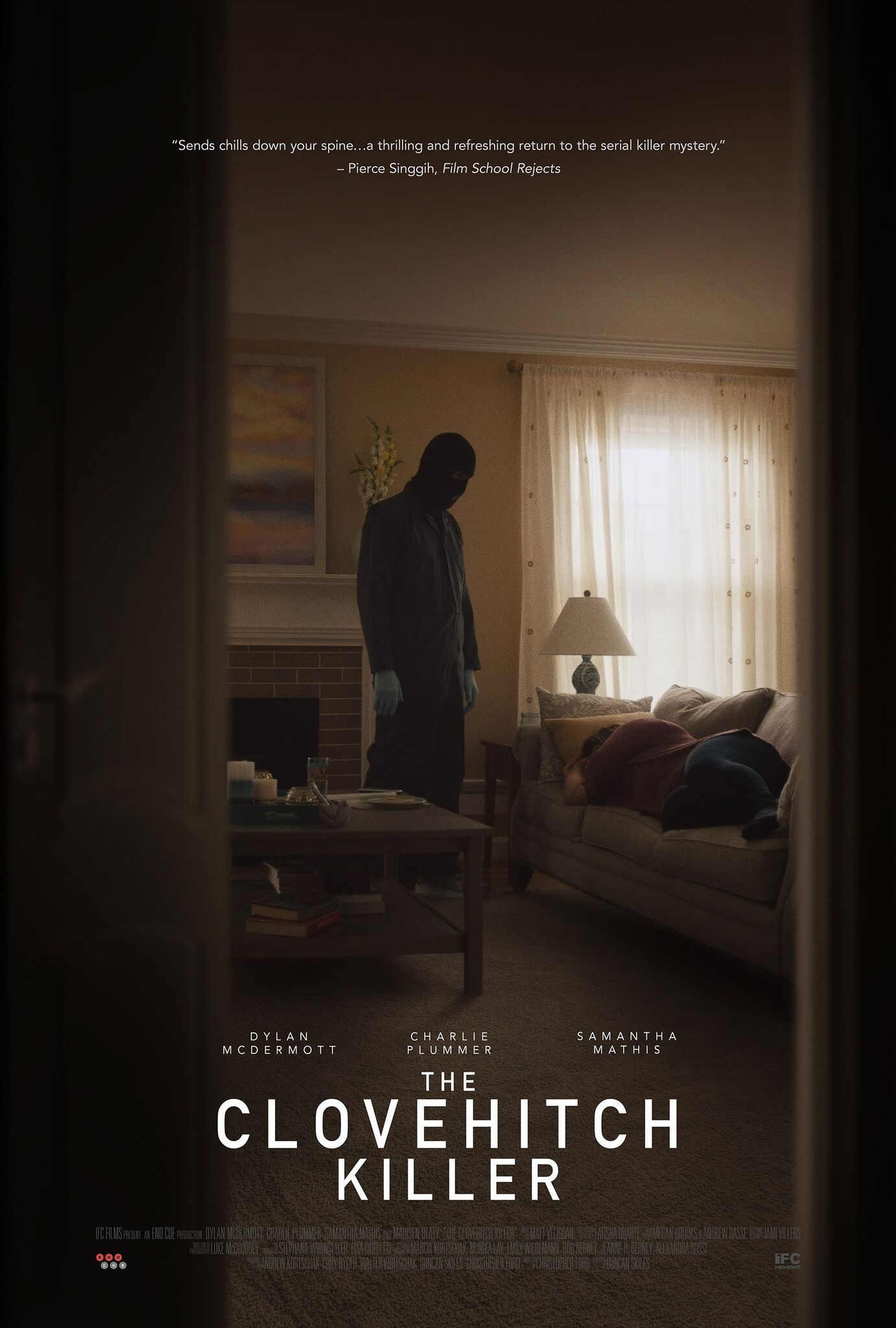 The Clovehitch Killer Review: A Slow-Burn Serial Killer Chiller