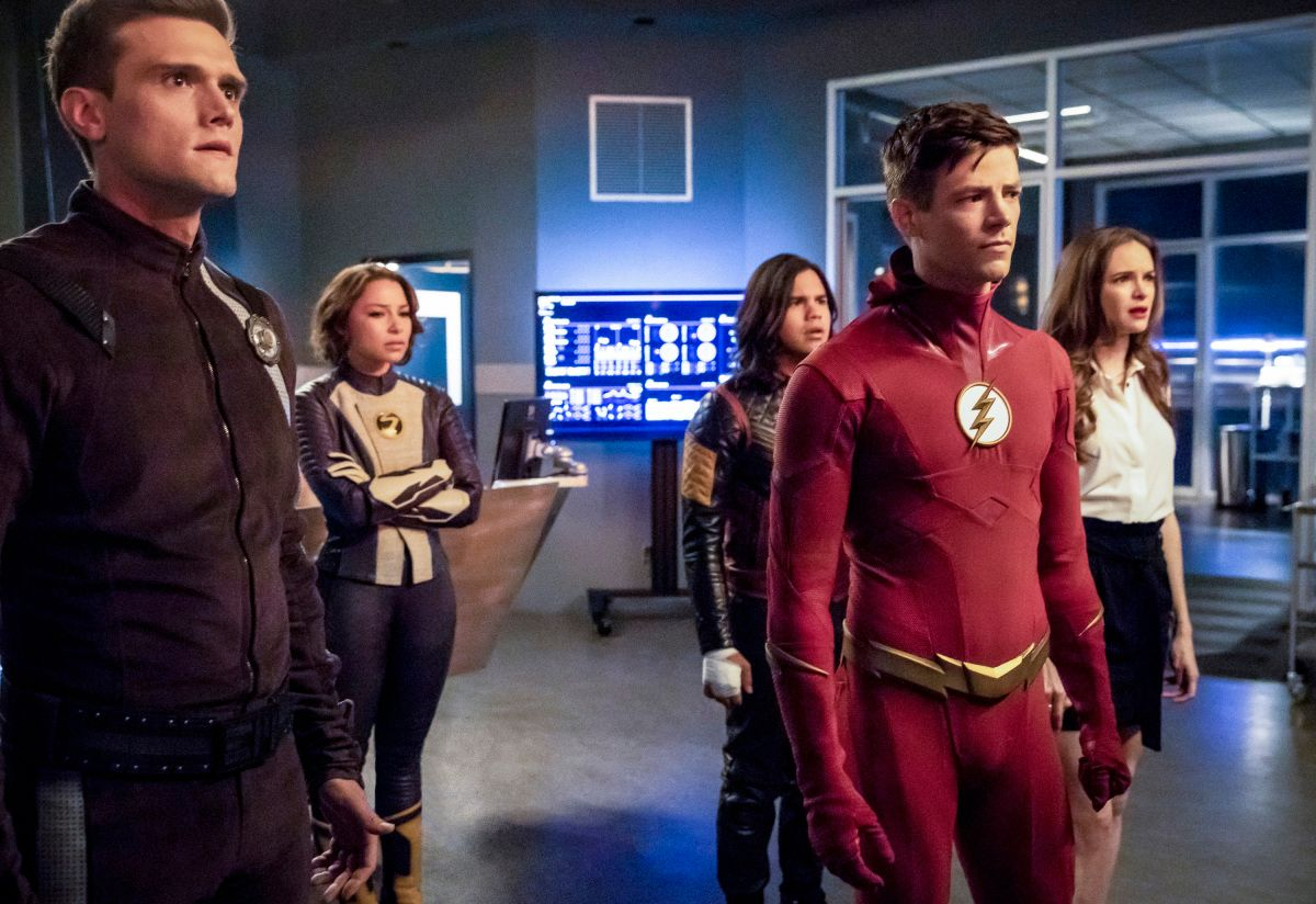 The Flash Season 6 Gets New Showrunner Eric Wallace | Collider