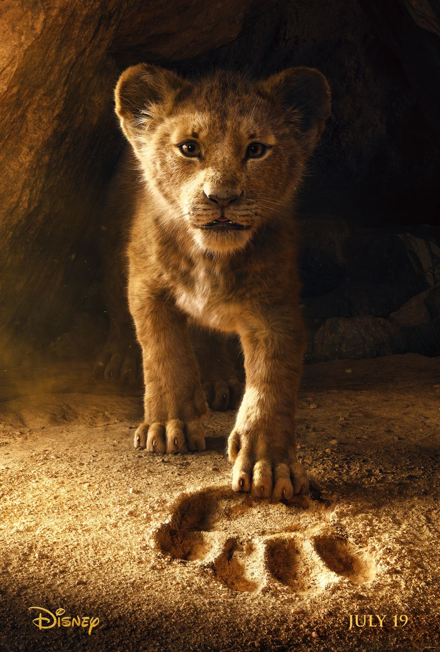 The Lion King Live Action Remake Poster Is Gorgeous Collider