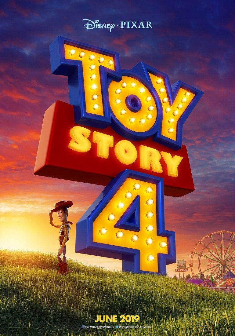 New Toy Story 4 Poster Teases a Carnival Setting | Collider