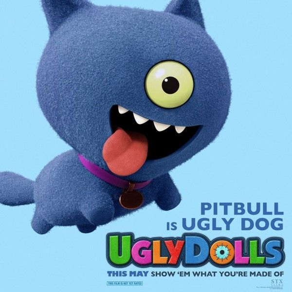 Ugly Dolls Movie Posters Reveal The New Animated Musical