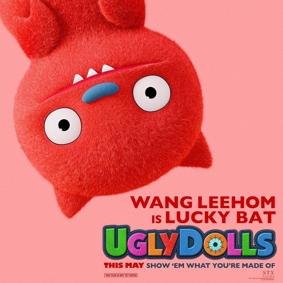 Ugly Dolls Movie Posters Reveal the New Animated Musical ...