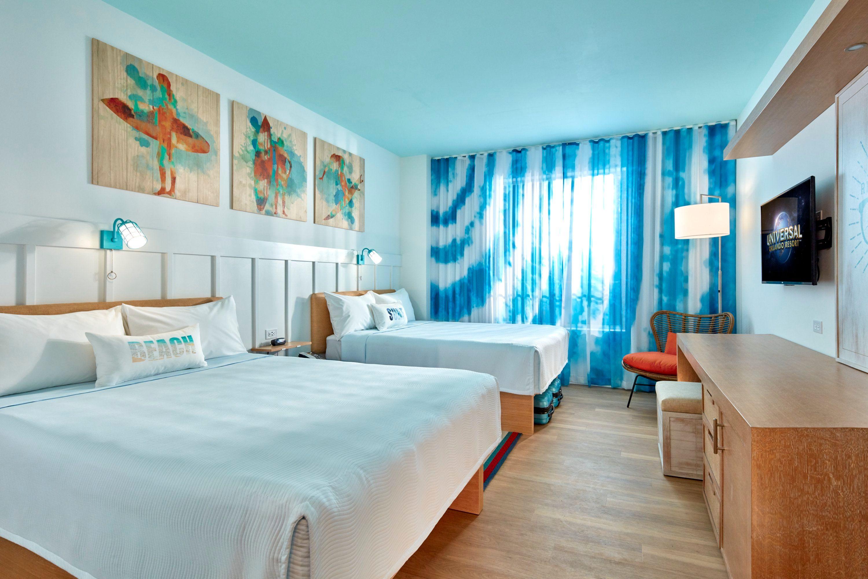 Universal Orlando Endless Summer Resort Room Images Collider