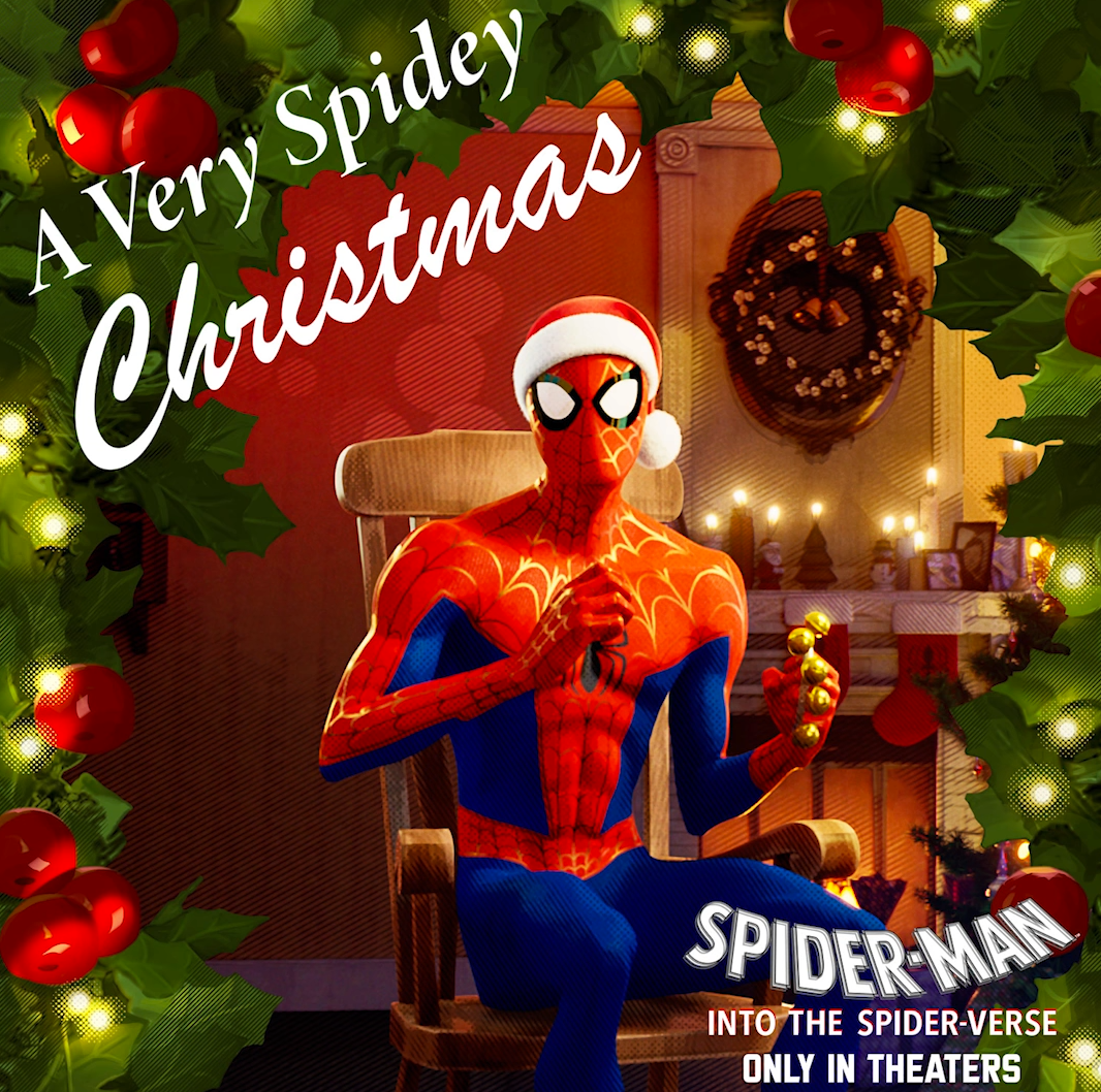 A Very Spidey Christmas Album Details Revealed Collider