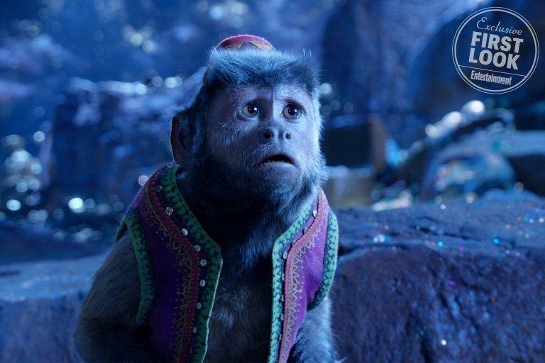 Aladdin Images Reveal Disney S Live Action Epic Collider