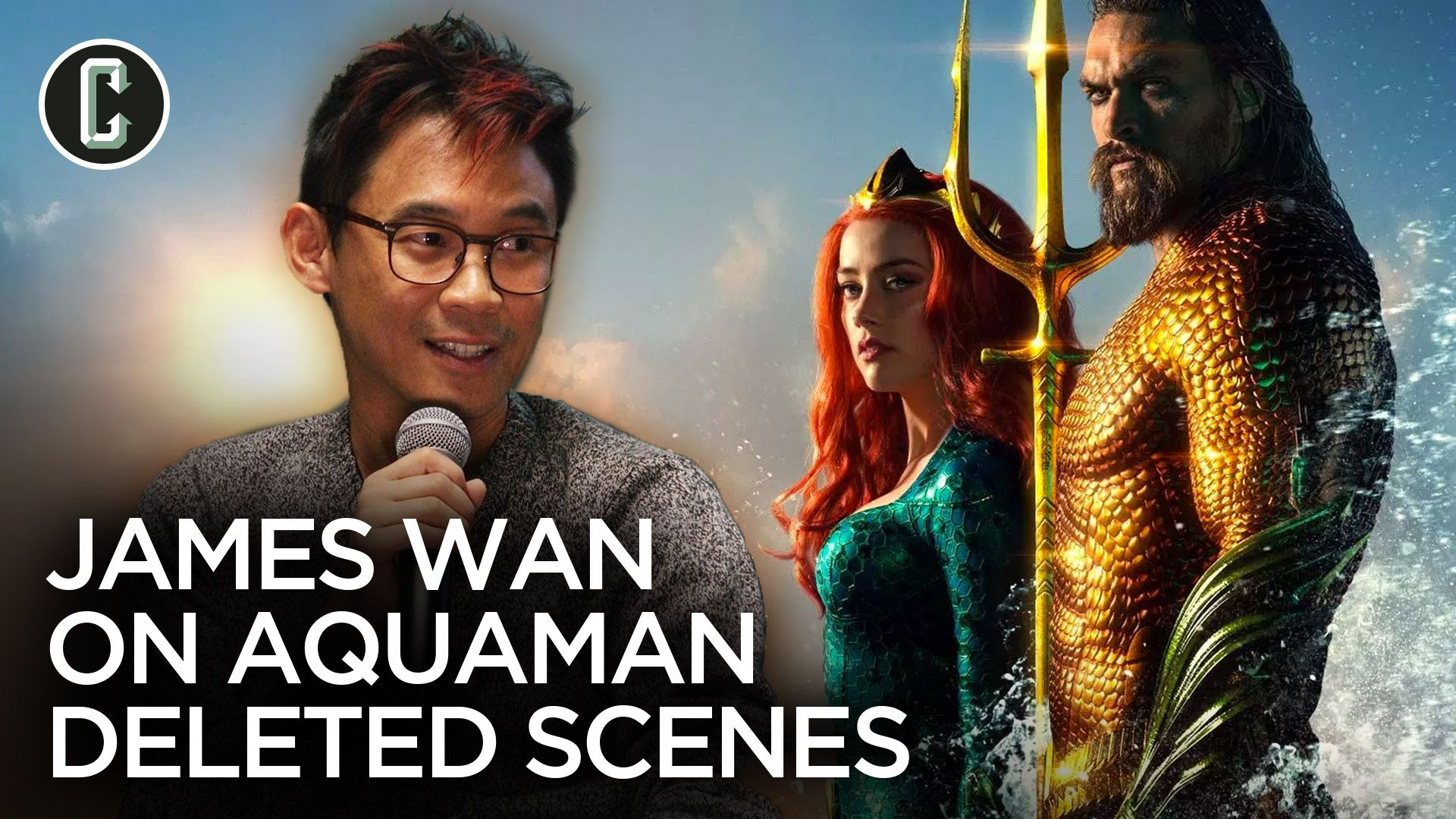 the one aquaman scene that was too weird to film